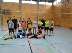 MS Voba Trainingslager 14